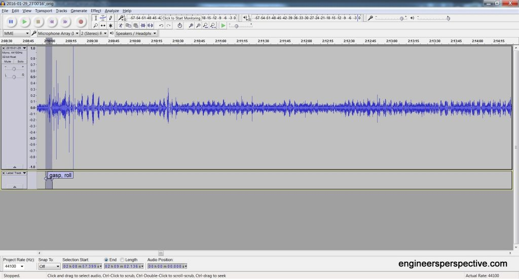 audacity_step7_select_range