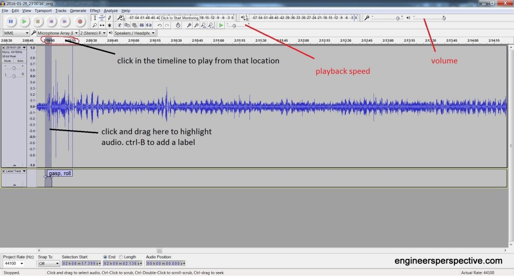 audacity_step8_playback_and_label